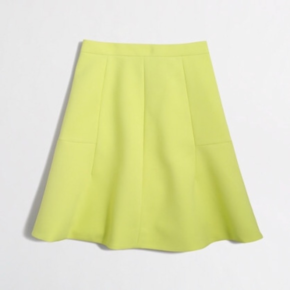 J. Crew Factory Dresses & Skirts - J. Crew Factory Flared Skirt Size 4